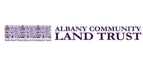 Copy of Albany Community Land Trust Round Table tickets
