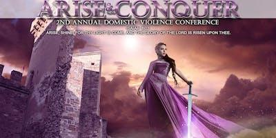 Arise & Conquer, Domestic Violence Conference