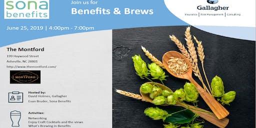 Asheville Benefits & Brews