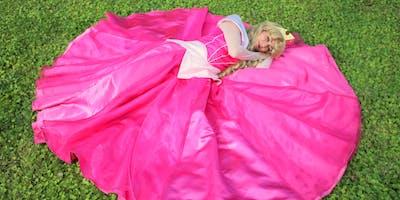 Royal Tea with Sleeping Beauty