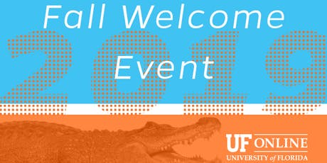 Fall Welcome Event tickets