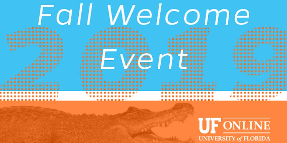 Uf Calendar Of Events.Fall Welcome Event Tickets Sun Aug 18 2019 At 4 00 Pm Eventbrite