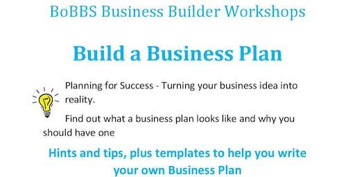 Build a Business Plan