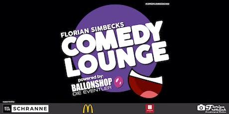 Comedy Lounge Dachau - Vol. 19 Tickets