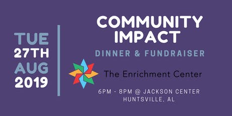 Community Impact Dinner 2019 tickets