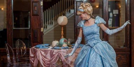 Cinderella Tea Party tickets