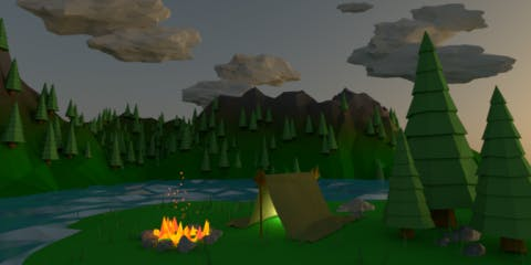 Introduction to 3D modeling with Blender - 1 Day Workshop