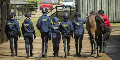 Sparsholt Applicant Welcome Day - Equine Level 3