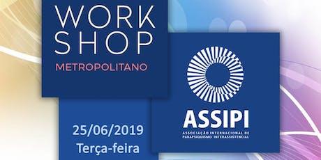 Workshop Metropolitano: Palestras e Oficinas Gratuitas ingressos