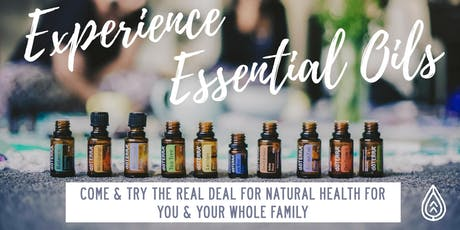 Discover Essential Oils tickets