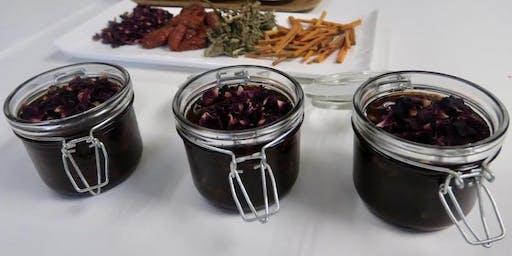 家釀手作師系列之健康養生手作醬@玫瑰花醬