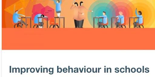 Oldham Research School - EEF guidance on Improving Behaviour in Schools