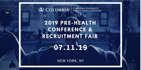 2019  Annual Tri-State Pre-health Recruitment Fair tickets