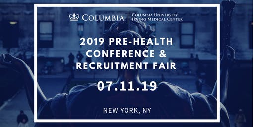 2019  Annual Tri-State Pre-health Recruitment Fair