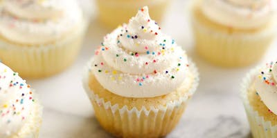 Crazy for Cupcakes Half-Day Camp for Kids
