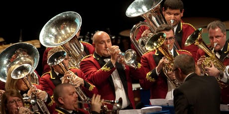 RBC Brass and Tredegar Town Band tickets