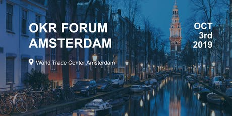 OKR Forum Europe tickets
