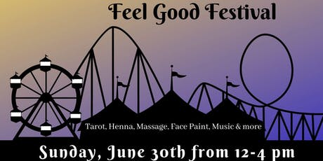 Feel Good Festival tickets