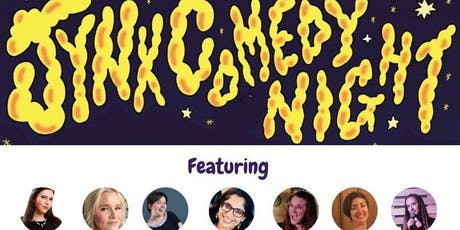"""Busboys and Poets presents """"JYNX"""" Comedy Night 