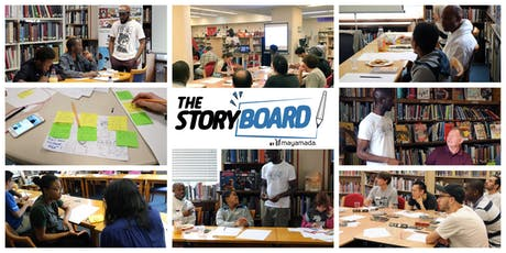 The StoryBoard: Creative Storytelling Workshop tickets