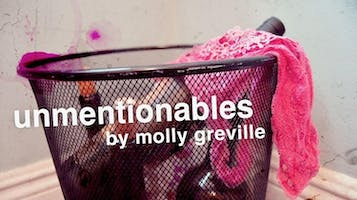 """""""Unmentionables"""""""