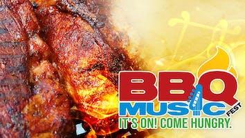BBQ Music Fest - Pitmasters vs. Locals