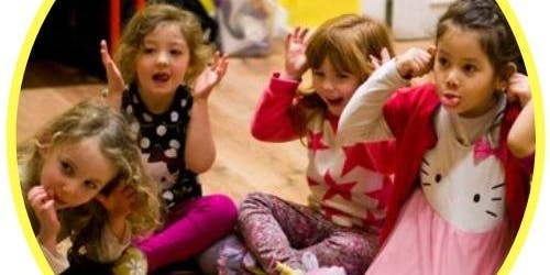 Campfire Club - Writing club for ages 3 - 5