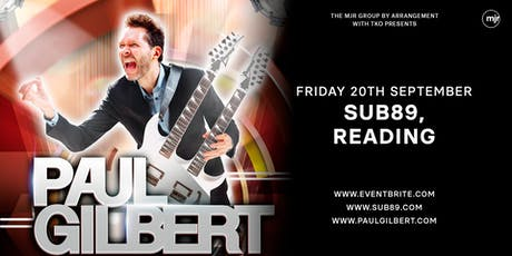 Paul Gilbert (Sub89, Reading)