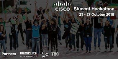 Cisco Student Hackathon - Trondheim