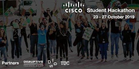Cisco Student Hackathon - Trondheim  tickets