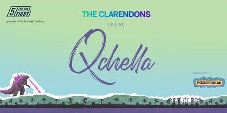5FTF Presents: QChella tickets