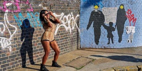 Urban Contemporary vs Street Art tickets