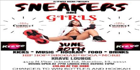 Flypaper Media Presents Sneakers & Girls  tickets