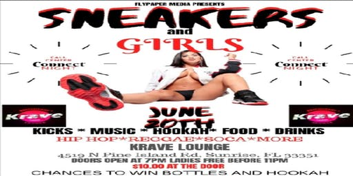 Flypaper Media Presents Sneakers & Girls
