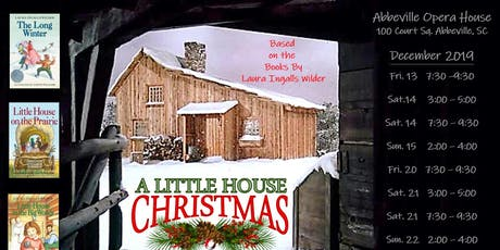 A Little House Christmas tickets