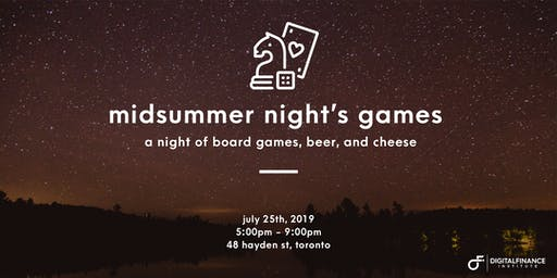Midsummer Night's Games
