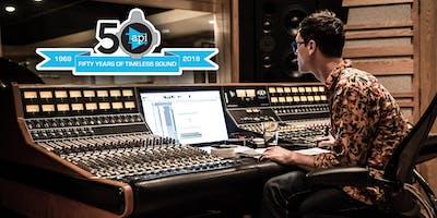 SEMINARIO API: Ascolta la Nuova Console 1608-II w/ Top-Producer D. Schlett