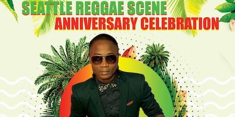 Seattle Reggae Scene Anniversary  tickets