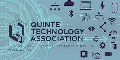 Quinte Technology Association MeetUP