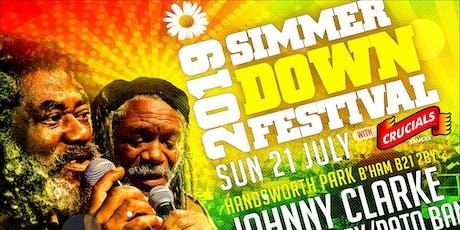 Simmerdown Festival 2019 tickets