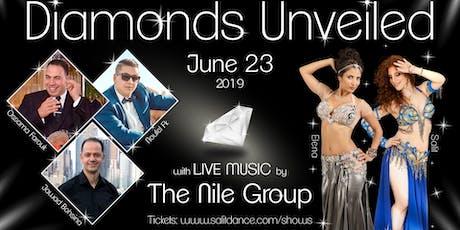 Diamonds Unveiled- LIVE MUSIC! tickets