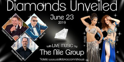 Diamonds Unveiled- LIVE MUSIC!