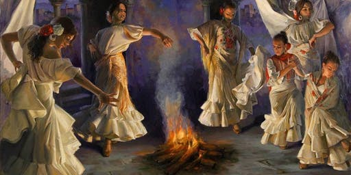 Student Flamenco Fiesta - Flamenco Borealis