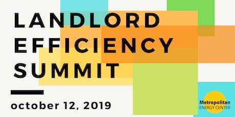 Landlords Efficiency Summit tickets