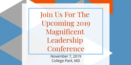 2019 Magnificent Leadership Conference tickets