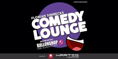 Comedy Lounge Augsburg - Vol. 15 Tickets