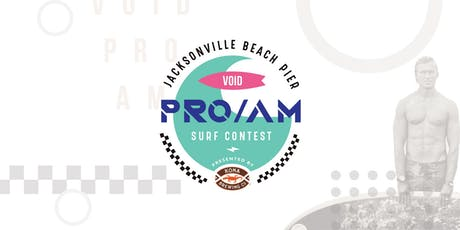 VOID Pro/Am - Surfing Competition 2019 tickets