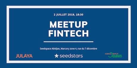Meetup FinTech billets
