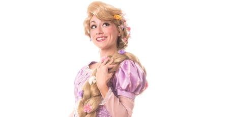 The Royal Treatment with Rapunzel tickets