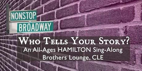 Who Tells Your Story? (CLE) tickets